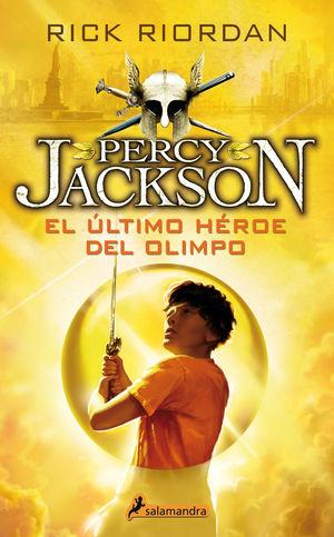PERCY JACKSON V ULTIMO HEROE DEL OLIMPO