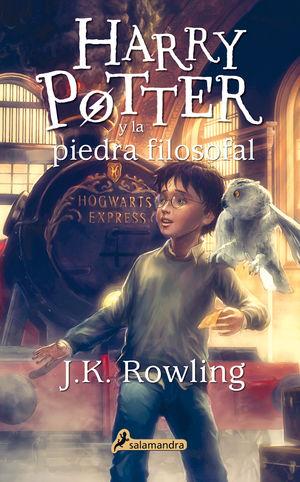 HARRY POTTER Y PIEDRA FILOSOFAL.