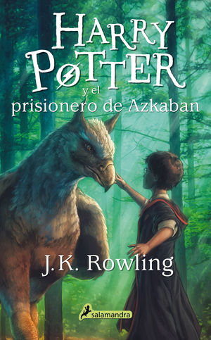 HARRY POTTER Y PRISIONERO AZKABA