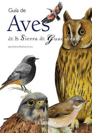 GUIA AVES SIERRA GUADARRAMA