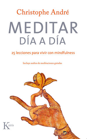 MEDITAR DIA A DIA:25 LECCIONES PARA VIVIR CON MIND