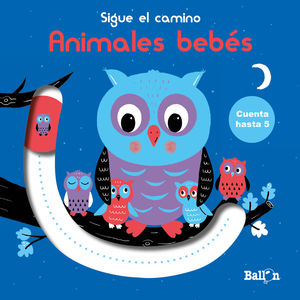 ANIMALES BEBES SIGUE EL CAMINO HASTA 5