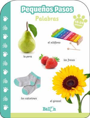 PALABRAS 18-24 MESES PEQUEÑOS PASOS