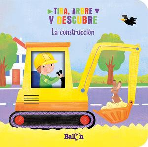 TIRA ABRE Y DESCUBRE LA CONSTRUCCION